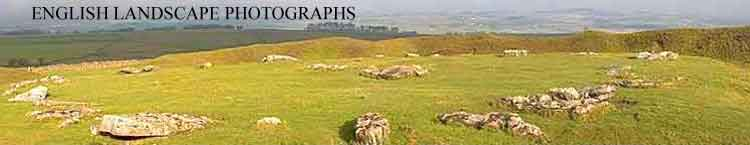 title banner for English   Landscape Photographs