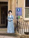 Photograph  Jane Austen centre in Bath