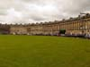 Photograph Royal Crescent at Bath